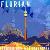 """Fritz Art """"Dortmund Fernsehturm Florian"""""""