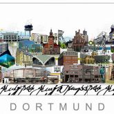 """Leslie G. Hunt """"Dortmund"""""""