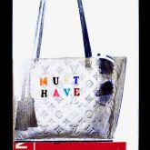 "Kati Elm ""musthave (tasche, sonnenbrille LV)"""