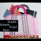 """Kati Elm """"Kaufe Deinen Kopf leer"""""""