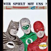 """Kati Elm """"Wer spielt mit uns ? ( 3 Superhelden )"""""""