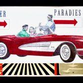 """Kati Elm """"Steuerparadies ( Corvette )"""""""