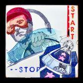 "Kati Elm ""start stop"""