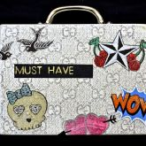 "Kati Elm ""Musthave ( gucci, sticker )"""