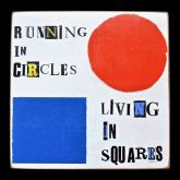 "Kati Elm ""Running in circles living in squares"""