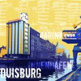 "Fritz Art ""Duisburg Hafen"""