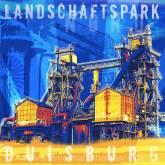 """Fritz Art """"Duisburg Landschaftspark"""""""