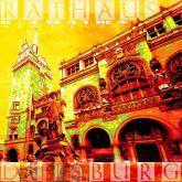 "Fritz Art ""Duisburg Rathaus (Orange)"""