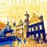 "Fritz Art ""Duesseldorf Marktplatz"""