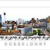 """Leslie G. Hunt """"Düsseldorf"""""""