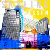 "Fritz Art ""Essen Skyline"""