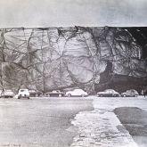 """Christo """"Ecole Militaire, Paris, Monuments"""""""