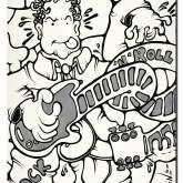 """Ewen Gur """"Rock N Roll"""""""