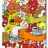 "Ewen Gur ""The terrible BBQ Burger"""