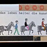 """Kati Elm """"Ernst ist das Leben ... (Pferde)"""""""