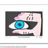 """James Rizzi """"Eyecatcher"""""""