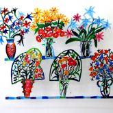 """David Gerstein """"Flower Shop A"""""""