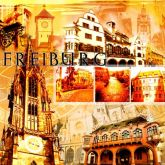 "Fritz Art ""Freiburg Collage"""