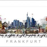 """Leslie G. Hunt """"Frankfurt"""""""