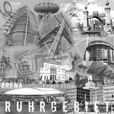 """Fritz Art """"Ruhrgebietscollage schwarz weiss"""""""