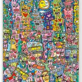 "James Rizzi ""Getting the most out of Life"""