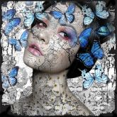 "Micha Baker ""Butterfly I"""