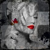 """Hans Jochem Bakker """"Red Lips"""""""