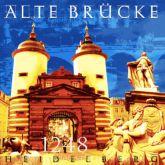 "Fritz Art ""Heidelberg Alte Brücke"""