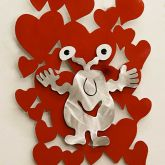 """Patrick Preller """"Hearts"""""""
