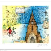 """Janosch """"Herr Jesus war in Freiburg Breisgau"""""""