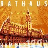 "Fritz Art ""Hamburg Rathaus"""
