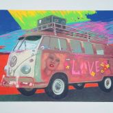 "James Francis Gill ""Hippie-Bus"""