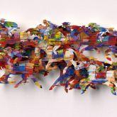 "David Gerstein ""Hippodrome (Papercut)"""