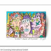 "James Rizzi ""I Can't Make Up My Mind"""