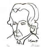"Armin Mueller-Stahl ""Immanuel Kant"""