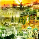 """Fritz Art """"Deutschland Collage 1"""""""