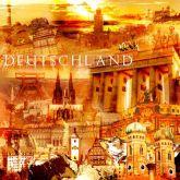 """Fritz Art """"Deutschland Collage 2"""""""