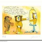 """Janosch """"Guck doch mal in diesen Spiegel"""""""