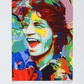 """James Francis Gill """"Mick Jagger"""""""