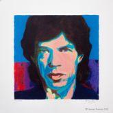 """James Francis Gill """"Mini Mick Jagger"""""""