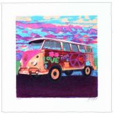 "James Francis Gill ""Mini Hippie Bus"""