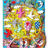 "James Rizzi ""Beautiful Sun Daze"""