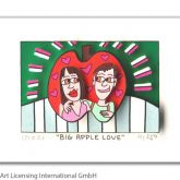 "James Rizzi ""Big Apple Love"""