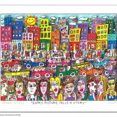 "James Rizzi ""Every picture tells a Story"""