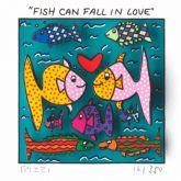 "James Rizzi ""Fish can fall in Love"""
