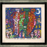 "James Rizzi ""Love in the Big Apple"""
