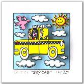 "James Rizzi ""Sky Cab"""