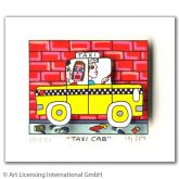 "James Rizzi ""Taxi Cab"""