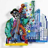 "David Gerstein ""Jazz and the City – Contrabass"""