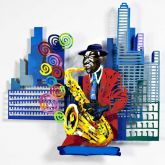 "David Gerstein ""Jazz and the City – Saxophonist"""